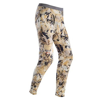 Sitka Marsh Merino Heavyweight Bottom Optifade Waterfowl Large 10073-WL-L
