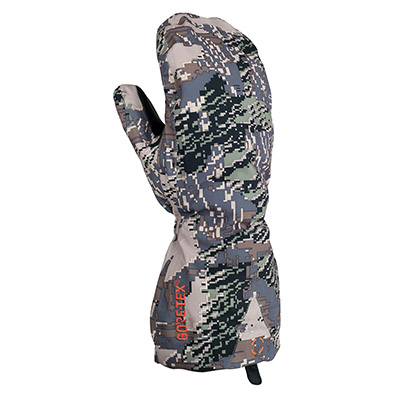 Sitka Open Country Blizzard GTX Mitten Optifade Open Country Medium 90230-OB-M