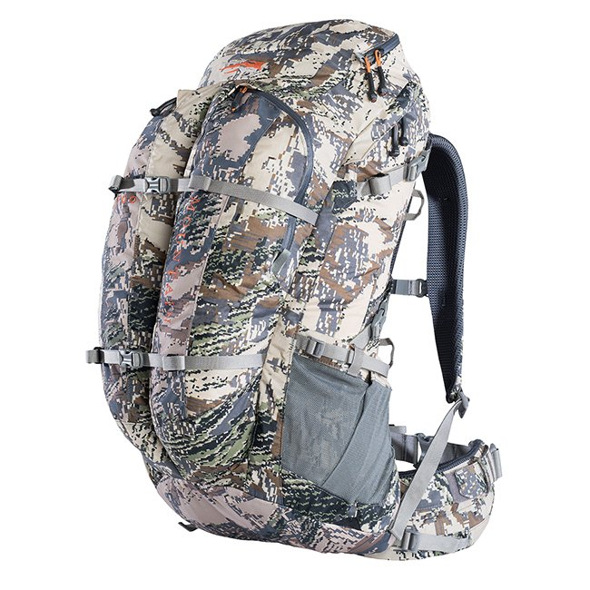 Sitka Mountain 2700 Pack Optifade Open Country One Size Fits All 40068-OB-OSFA