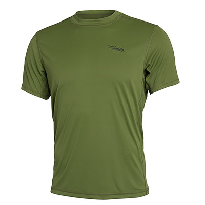 Sitka Redline Performance Shirt SS Forest 80001-FO