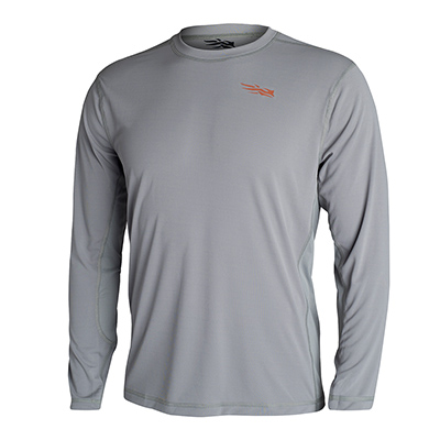 Sitka TTW Redline Performance Shirt LS Granite 80000-GT