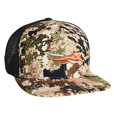 Sitka Women's Sitka Trucker Optifade Subalpine One Size Fits All 90195-SA-OSFA