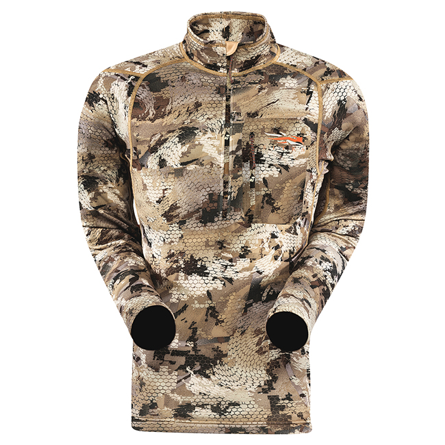 Sitka CORE Mid Wt Zip-T Optifade Waterfowl 10068-WL