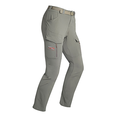 Sitka Solids Ws Equinox Pant Pyrite 25R 50166-PY-25R