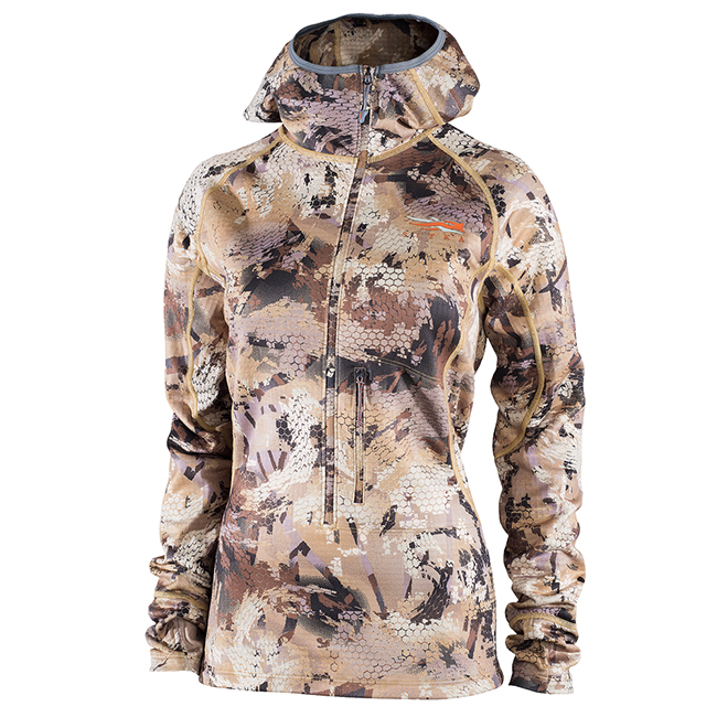 Sitka Women's Cadence Hoody Optifade Waterfowl 70026-WL