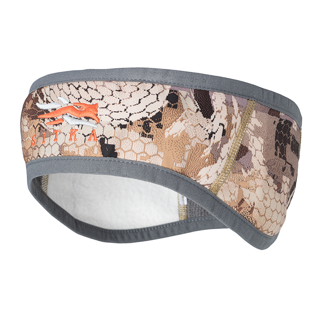 Sitka Women''s Dakota Headband Optifade Waterfowl One Size Fits All 90282-WL-OSFA