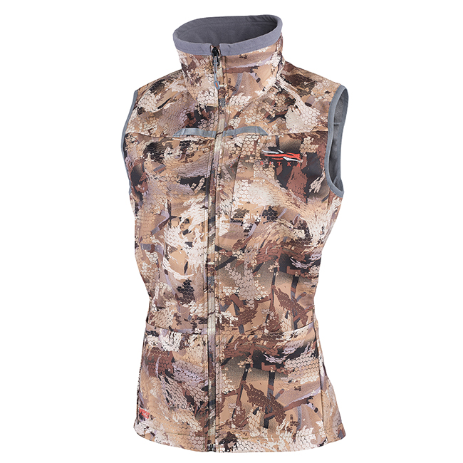 Sitka Women's Dakota Vest Optifade Waterfowl 50235-WL