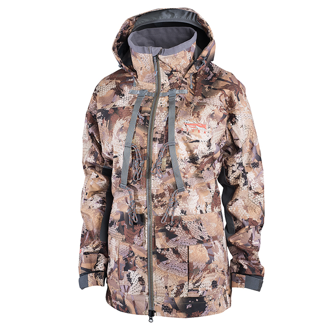 Sitka Women's Hudson Jacket Optifade Waterfowl 50237-WL