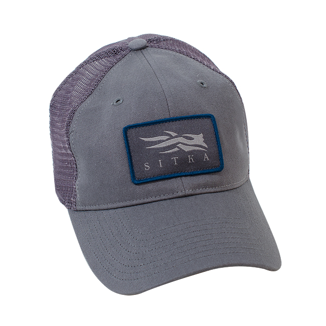 Sitka Womens Meshback Trucker Cap Woodsmoke One Size Fits All 90270-WS-OSFA