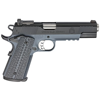 "Springfield 1911-A1 5"" .45 TRP OPERATOR TAC GRAY PC9105GL18"