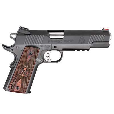 "Springfield 1911-A1 5"" 9MM RANGE OFFICER PARKERIZED PI9130L"