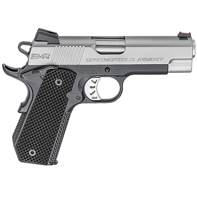 Springfield Armory EMP .40 S&W LW Champion Stainless Conceal Carry Contour w/ 3 Magazines PI9224L