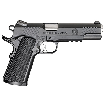 "Springfield 1911-A1 5"" .45 LOADED OPERATOR G10 GRIP PX9105LL"