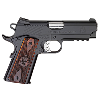 "Springfield 1911-A1 4"" .45 LW CHAMPION OPERATOR PX9115L"
