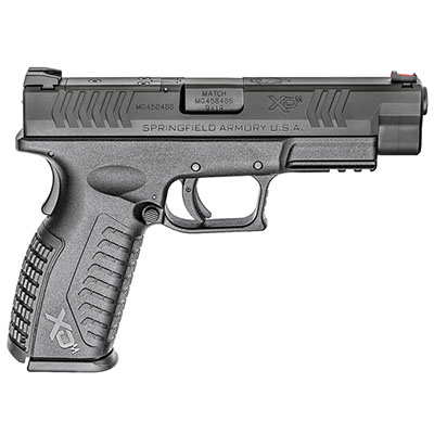 "Springfield Armory 9mm 4.5"" Black OSP 10 round with 3 Sight Bases and 2 magazines XDM9459BOSP"