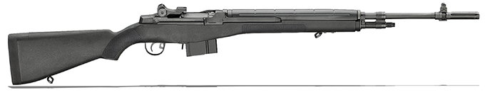 "Springfield M1A 22"" BLACK COMPOSITE NM CARBON BBL MA9226"