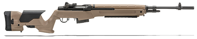 "Springfield M1A 22"" PRECISION FDE COMPOSITE NM MP9220"