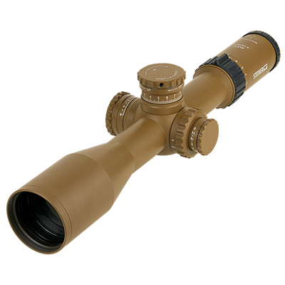 Steiner M5Xi 3-15x50 G2B Mil-Dot 34mm (Coyote Brown) Rifle Scope 8713-G2B