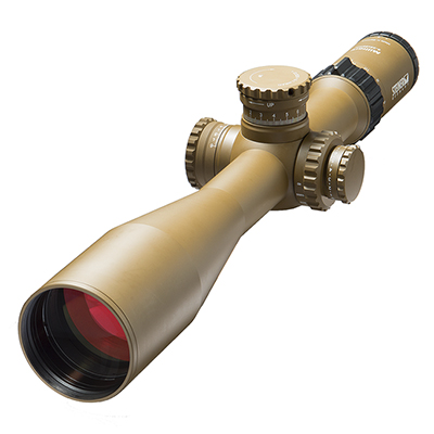 Steiner M5Xi 5-25x56mm Tremor 3/CCW Military Coyote Brown Riflescope 8709