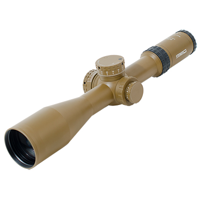 Steiner M7Xi 4-28x56 MSR2 Coyote Brown Rifle Scope 8720-MSR2