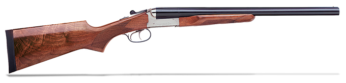 "Stoeger Coach Supreme SxS 12GA 20"" Blue/Stainless Shotgun 31483"