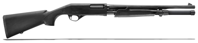 "Stoeger P3000 Defense Freedom Series 12ga 18.5"" 2.75/3"" Black Synthetic Shotgun 31892FS"