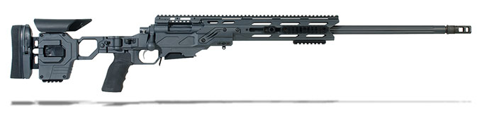 Surgeon Scalpel Cadex Dual Strike 6.5 Creedmoore Sniper Gray Rifle