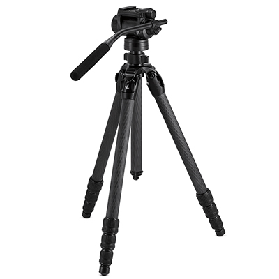 Swarovski CCT Compact Carbon Tripod and CTH Compact Tripod Head 49021