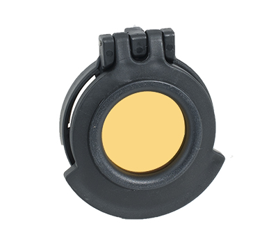 Tenebraex  Amber Cover for Aimpoint M68, Trijicon ACOG & TARS, and Premier 50/56mm scopes Occular Cover PRFC01-ACV PRFC01-ACV