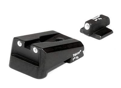 Trijicon Colt Enhanced Officers/Combat Commander Set - Dovetail Front CA23 600166