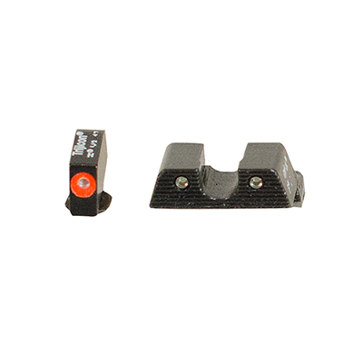 Trijicon HD XR Night Sight Orange Glock Models 42/43- UA1377