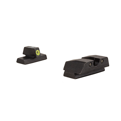 Trijicon HD XR Night Sight Set - Yellow Outline for Beretta APX BE615-C-600983