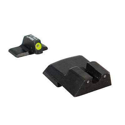 Trijicon HD XR Night Sight Yellow H&K 45C, P30, VP9