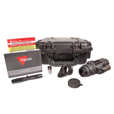 Trijicon IR PATROL LE100 19mm BLACK IRMO-100