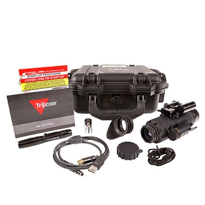 Trijicon IR PATROL M300W 19mm RIFLE MOUNTED KIT IRMO-300K