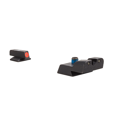 Trijicon HD Night Sight Set - Orange Front Outline - for Remington RP9 RE107-C-600973