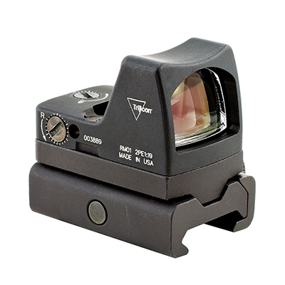 Trijicon 3.25 Red RMR Type 2 - RM34W RM01-C-700603