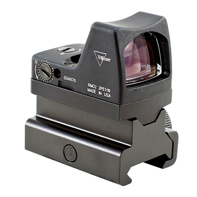 Trijicon 6.5 Red RMR Type 2 - RM34 RM02-C-700609