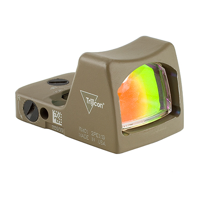 Trijicon 6.5 Red RMR Type 2 - CK FDE RM02-C-700645