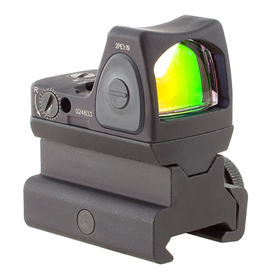 Trijicon RMR Adj LED-3.25 MOA Adj Red Dot w/RM34 Mount