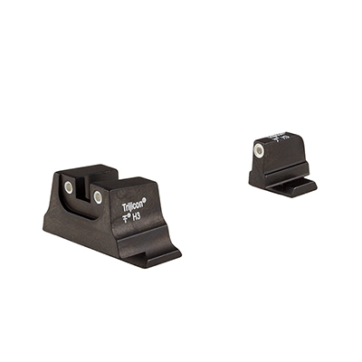 Trijicon Bright & Tough Night Sight Suppressor Smith  Wesson SA240-C-601011