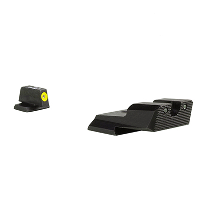 Trijicon HD XR Night Sight Yellow S&W Shield, .40, .45 & 9mm