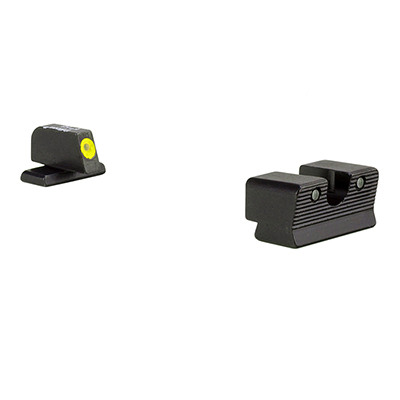 Trijicon HD XR Night Sight Yellow Sig Sauer .40 S&W .45 ACP
