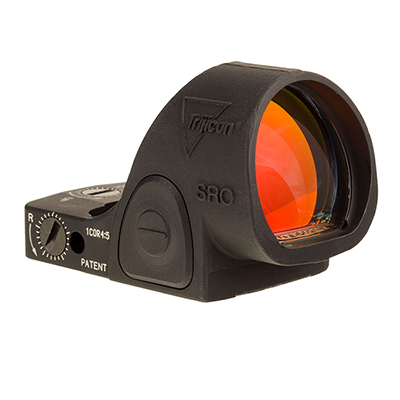 Trijicon SRO Sight Adjustable LED 2.5 MOA Red Dot SRO2-C-2500002