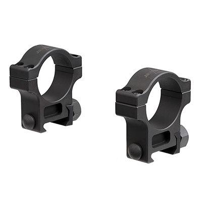 Trijicon 30mm Intermediate Steel Rings TR108