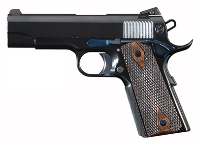 Turnbull 1911 Commander Blue .45 ACP Pistol TB-P2-C-B