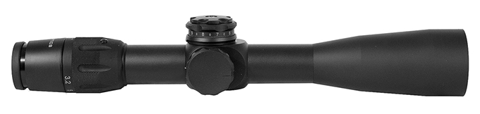 US Optics Bravo 17 3.2-17x50 Horus H102 Scope