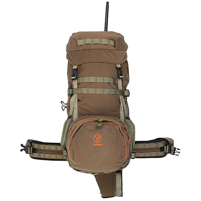 Vorn Equipment Deer 42 Liters Green Backpack 0019