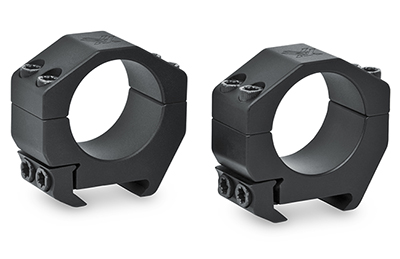 Vortex Precison Matched Rings (Set of 2) for 30 mm (.97 Inch / 24.64 mm) Weaver. PMR-30-97-W  Available Spring 2016 PMR-30-97-W
