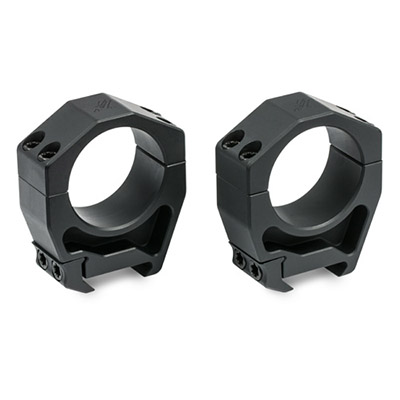 Vortex Precison Matched 34 mm (1.26 Inch / 32.0 mm) Rings PMR-34-126